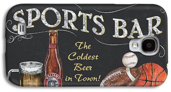 Sports Bar Galaxy S4 Case by Debbie DeWitt