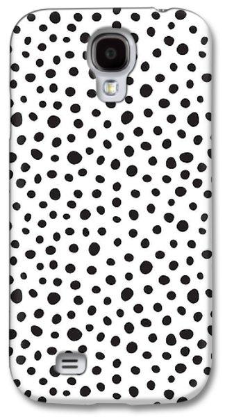 Spots Galaxy S4 Case by Rachel Follett