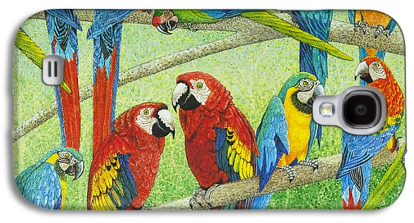 Spreading The News Galaxy S4 Case by Pat Scott
