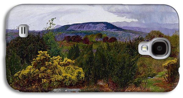 Spring Scenery Galaxy S4 Cases - Spring Galaxy S4 Case by Daniel Alexander Williamson
