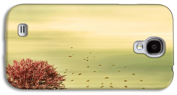 Cherry Blossoms Galaxy S4 Cases - Spring Galaxy S4 Case by Lourry Legarde