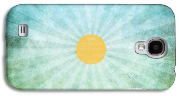 Temperature Galaxy S4 Cases - Spring Summer Galaxy S4 Case by Setsiri Silapasuwanchai