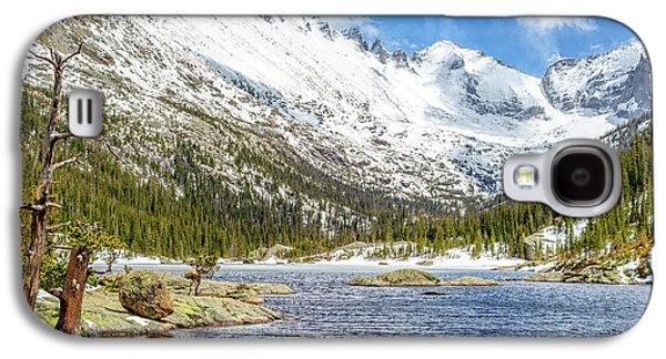 Landmarks Photographs Galaxy S4 Cases - Spring Thaw Galaxy S4 Case by Eric Glaser