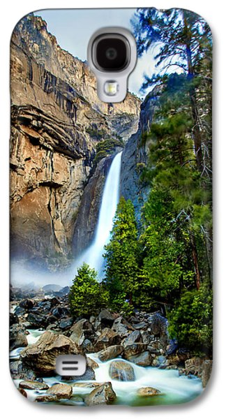 Early Spring Galaxy S4 Cases - Spring Valley Galaxy S4 Case by Az Jackson