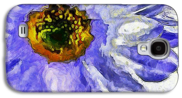 Spring Whimsy Galaxy S4 Case by Krissy Katsimbras