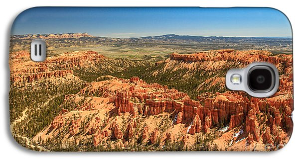 Haybale Galaxy S4 Cases - Springtime In Bryce Galaxy S4 Case by Robert Bales