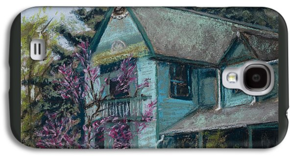 Fort Collins Galaxy S4 Cases - Springtime in Old Town Galaxy S4 Case by Mary Benke