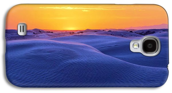 Sand Dunes Galaxy S4 Cases - Scramble Galaxy S4 Case by Chad Dutson