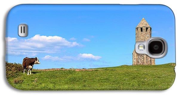 St. Catherine's Oratory -  Isle Of Wight, Galaxy S4 Case by Joana Kruse