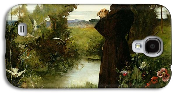St. Francis Galaxy S4 Case by Albert Chevallier Tayler