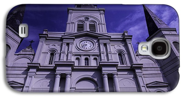 St. Louis Cathedral New Orleans Galaxy S4 Case by Garry Gay