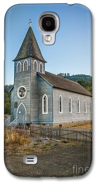 Landscapes Photographs Galaxy S4 Cases - St. Marys Catholic Church  Galaxy S4 Case by Robert Bales