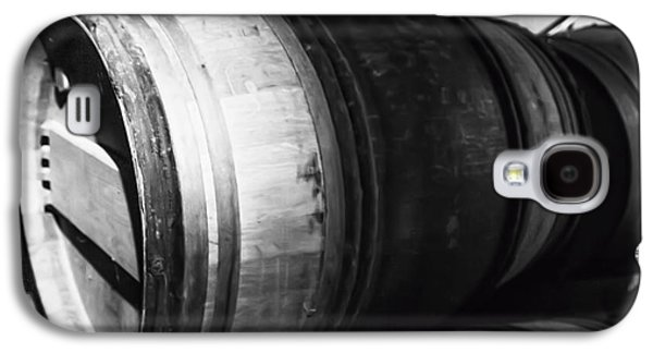 Stacked Barrels Galaxy S4 Case by Georgia Fowler