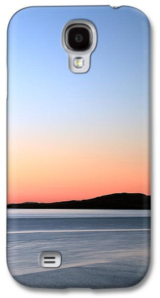 Sunset Abstract Galaxy S4 Cases - Staffin Sunset Galaxy S4 Case by Grant Glendinning