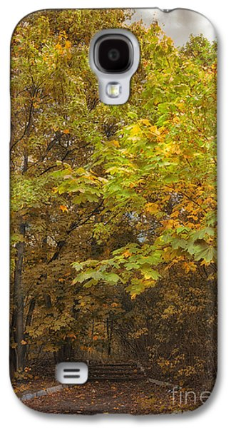 Landscapes Photographs Galaxy S4 Cases - Stairs in the nature Galaxy S4 Case by SK Pfphotography