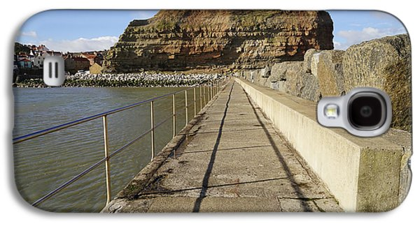 Staithes Galaxy S4 Case by Stephen Smith
