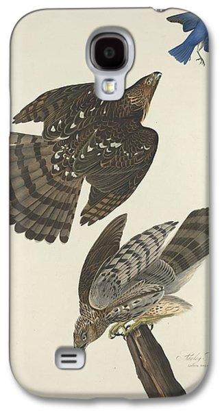 Stanley Hawk Galaxy S4 Case by John James Audubon