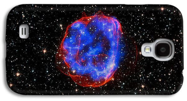 The Void Galaxy S4 Cases - Star Explosion in the Large Magellanic Cloud Galaxy S4 Case by Nasa