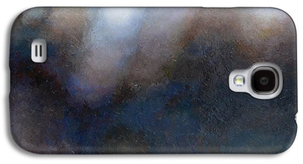 Space Paintings Galaxy S4 Cases - Star War Galaxy S4 Case by Jeremy Annett
