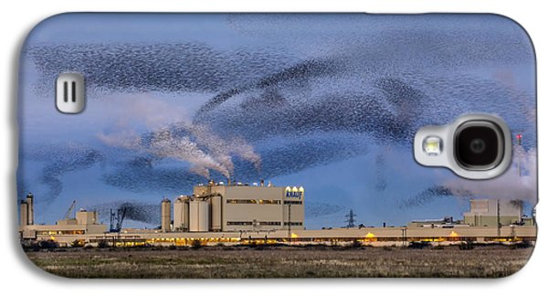 Starling Mumuration Galaxy S4 Case by Ian Hufton