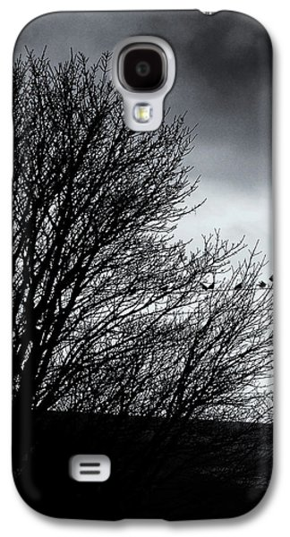 Starlings Roost Galaxy S4 Case by Philip Openshaw