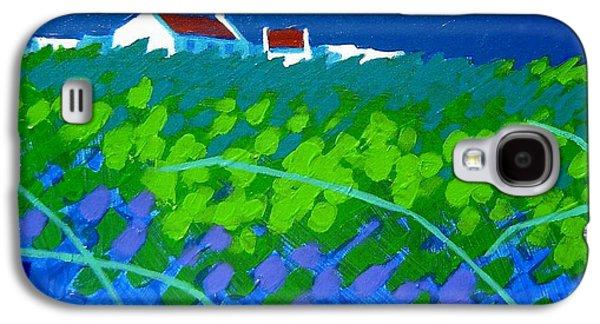 Starry Night In Wicklow Galaxy S4 Case by John  Nolan