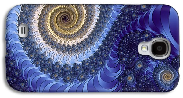 Stary Night Galaxy S4 Case by Georgiana Romanovna