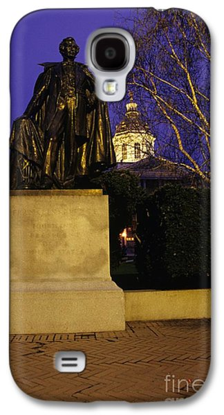 Concord Galaxy S4 Cases - State Capitol Building - Concord New Hampshire USA Galaxy S4 Case by Erin Paul Donovan