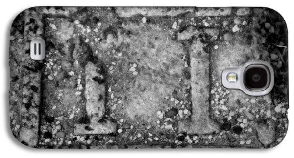 Holy Week Galaxy S4 Cases - Station 2 BW - San Juan Capistrano Galaxy S4 Case by Stephen Stookey