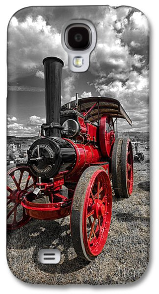 Steam Traction Engine Galaxy S4 Case by Stephen Smith