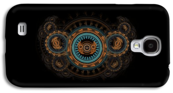 Mechanism Galaxy S4 Cases - Steampunk butterfly  Galaxy S4 Case by Martin Capek