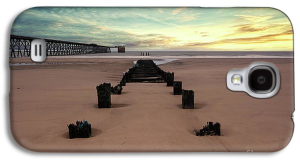 Steetly Pier Galaxy S4 Case by Stephen Smith