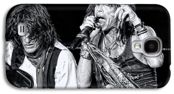 Steven Tyler Croons Galaxy S4 Case by Traci Cottingham