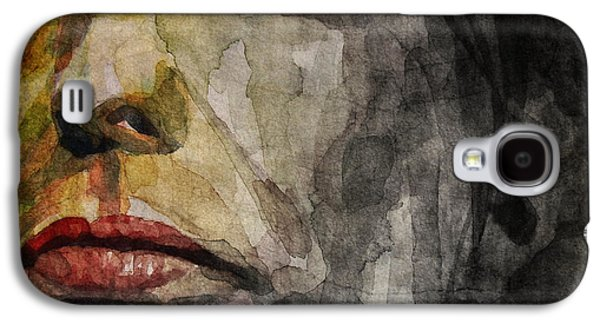 Steven Tyler  Galaxy S4 Case by Paul Lovering