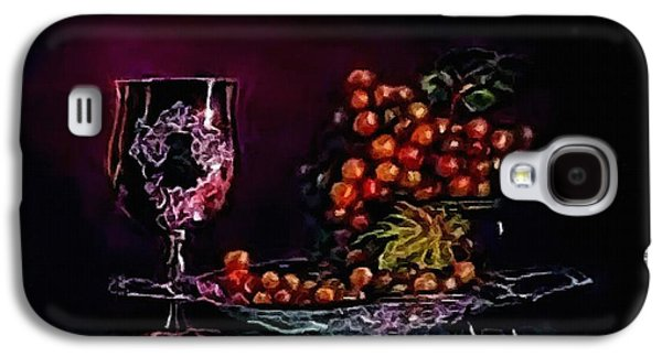 Abstract Landscape Galaxy S4 Cases - Still-Life Creations Catus 1 no. 6 H B Galaxy S4 Case by Gert J Rheeders