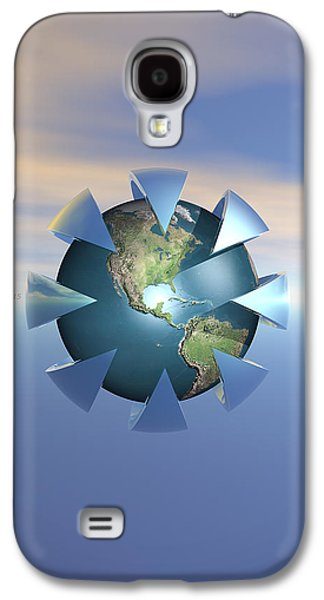 Terra Firma Galaxy S4 Cases - Still Life On Earth Galaxy S4 Case by Phil Perkins