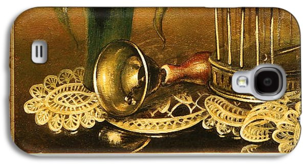 Jail Paintings Galaxy S4 Cases - Still Life  Galaxy S4 Case by Vali Irina Ciobanu