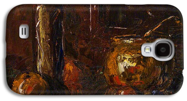 Pallet Knife Galaxy S4 Cases - Still Galaxy S4 Case by Michael Lang