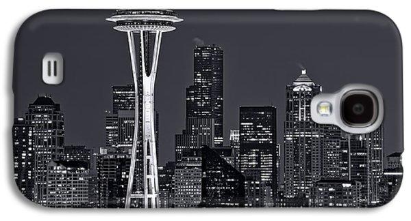 City Photographs Galaxy S4 Cases - Still of the Night Galaxy S4 Case by Dan Mihai