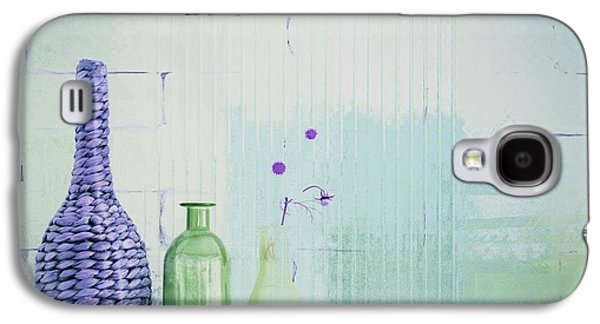Floral Still Life Galaxy S4 Cases - Stillus Liffus 06s Galaxy S4 Case by Variance Collections