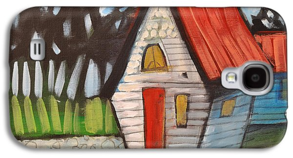 Stonewall Cottage Galaxy S4 Case by Tim Nyberg