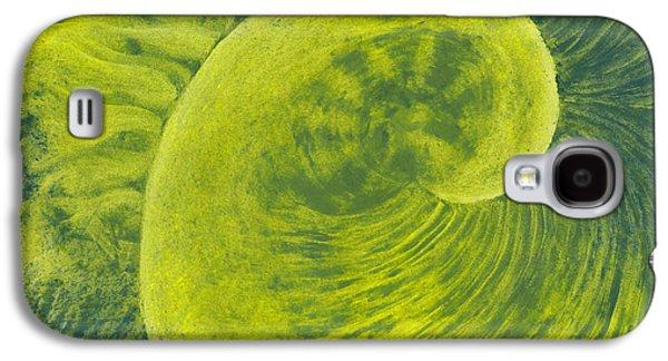Storm Pastels Galaxy S4 Cases - Storm 1 Galaxy S4 Case by Paivi Vesala