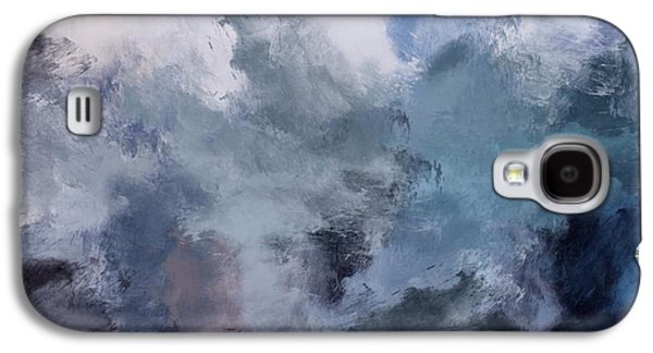 Storm Prints Mixed Media Galaxy S4 Cases - Storm Galaxy S4 Case by Mark Taylor