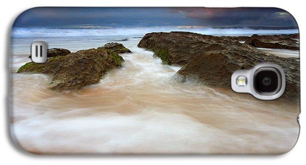 Fantasy Photographs Galaxy S4 Cases - Storm Shadow Galaxy S4 Case by Mike  Dawson