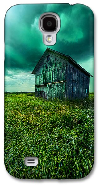 Hope Photographs Galaxy S4 Cases - Stormlight Galaxy S4 Case by Phil Koch