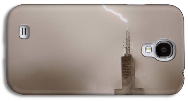 Hit Galaxy S4 Cases - Strike Galaxy S4 Case by Steve Gadomski