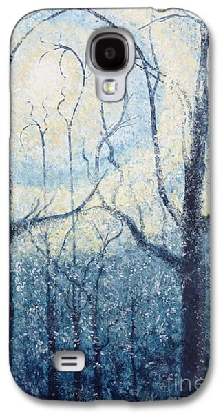 Inspirational. Pointillism Galaxy S4 Cases - Sublimity Galaxy S4 Case by Holly Carmichael