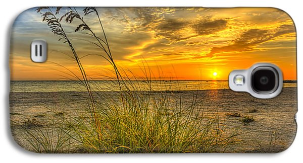 Summer Storm Galaxy S4 Cases - Summer Breezes Galaxy S4 Case by Marvin Spates