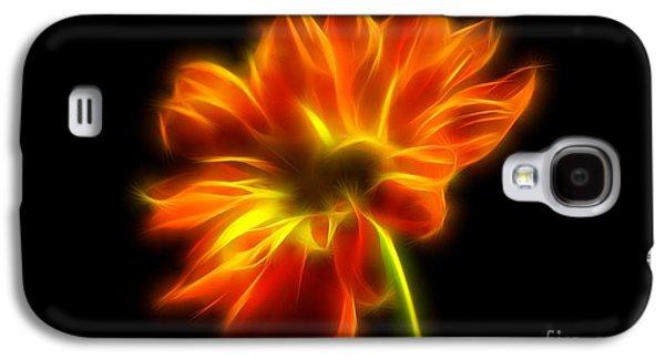 Summer Glow Galaxy S4 Case by Krissy Katsimbras