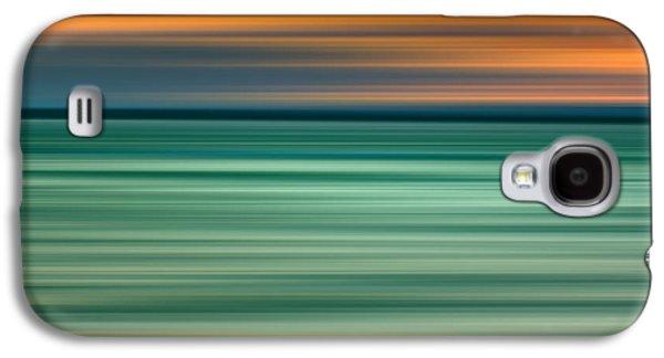 Surrealism Photographs Galaxy S4 Cases - Summer Haze Galaxy S4 Case by Az Jackson